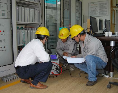 水电三局西龙池工程施工局工作场景-2