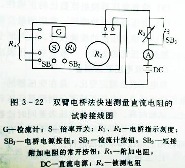 加快测量变压器直流电阻的方法