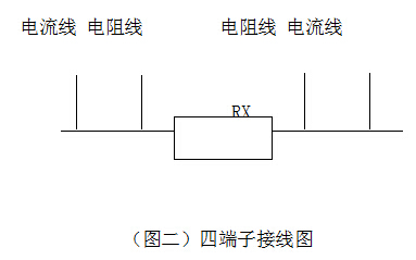 回路(接触)电阻测试仪操作程序